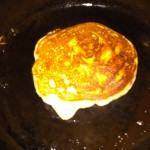 sour cream pancake